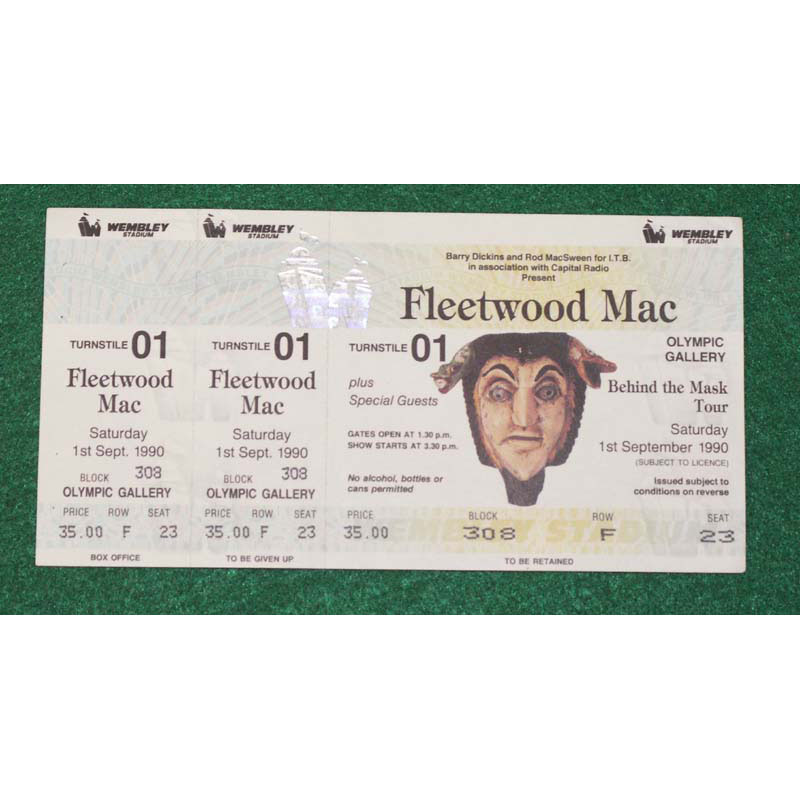 Get Exclusive Fleetwood Mac Presale Passwords and codes to buy your tickets before the general public. This list of Fleetwood Mac offer codes is constantly updated as .