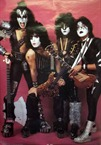 Kiss Anabas Poster 1983