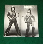 Bowie Pin Ups RCA LP Flyer 1973